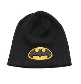 b60d50a25038e Buy Batman Beanie Hat Cap Classic 3D Logo new Official DC comics Black  Patch Size  One Size