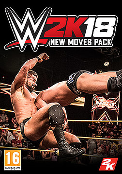 WWE 2K18 New Moves PackPC