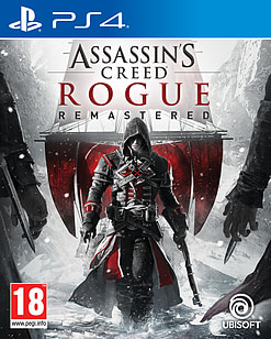 Assassin's Creed: Rogue RemasteredPlayStation 4Cover Art