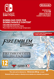 Fire Emblem Warriors: Fire Emblem Fates DLC PackSwitch