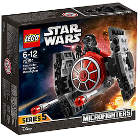 LEGO Star Wars: First Order Tie Fighter Microfighter - 75194
