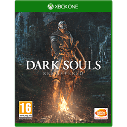 Dark Souls RemasteredXbox OneCover Art