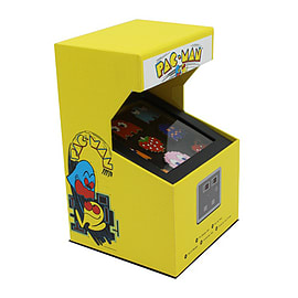 Pin badge Pacman arcade set