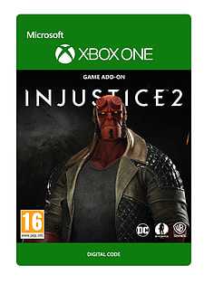 XONE INJUSTICE 2 HELLBOY DLC for Xbox One