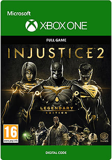 Injustice 2: Legendary Edition Digital DownloadXbox One