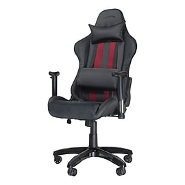 SPEEDLINK Regger Gaming Optimised Chair with 360 Degree Swivel & Lumbar Support, BlackMulti Format and Universal
