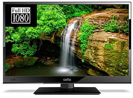"Cello C22230T2 22"" Full HD LED TV with Freeview T2 HDTV and Home Cinema"