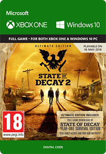 Buy State of Decay 2: Ultimate Edition on Xbox One   GAME