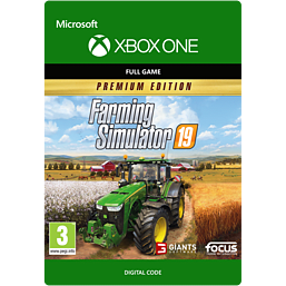 Farming Simulator 19: Premium Edition for Xbox One