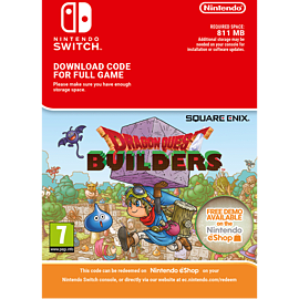 Dragon Quest Builders - Digital Download