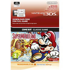 Super Mario Land - Digital Download