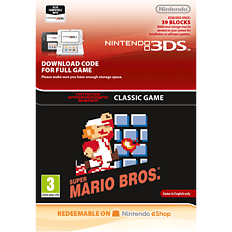 Super Mario Bros - Digital Download
