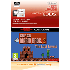 Super Mario Bros: The Lost Levels - Digital Download