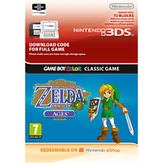 The Legend of Zelda: Oracle of Ages - Digital Download