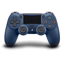 Midnight Blue DUALSHOCK 4 Wireless Controller PlayStation 4