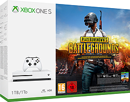 Xbox One S 1TB with PUBG Bundle