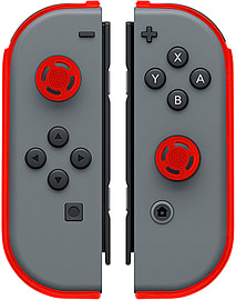 Red Joy-Con Armour Guards