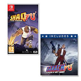Shaq Fu: A Legend Reborn for Switch - Preorder