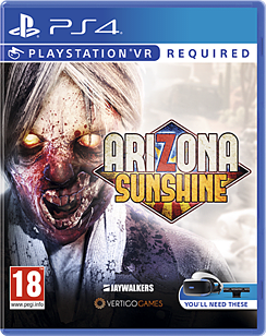Arizona Sunshine VRPlayStation 4