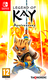 Legend of Kay - Anniversary EditionSwitch