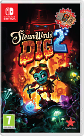 SteamWorld Dig 2Switch