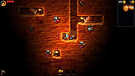 SteamWorld Dig 2 screen shot 1