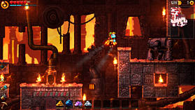 SteamWorld Dig 2 screen shot 3