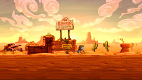 SteamWorld Dig 2 screen shot 5