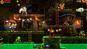 SteamWorld Dig 2 screen shot 6