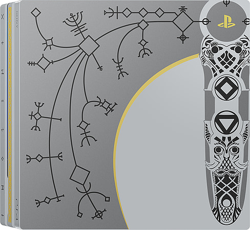 god of war limited edition ps4 pro review