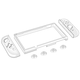 Gameware Crystal Case Protector for Switch
