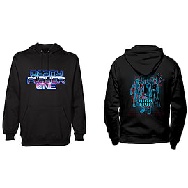 Ready Player One High Five Hoody (L)