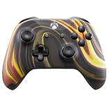 Xbox One Controller - Gold Rush Edition screen shot 1
