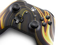 Xbox One Controller - Gold Rush Edition screen shot 3