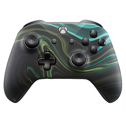 Xbox One Controller - Forest Vibe EditionXbox One