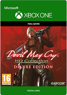 Devil May Cry HD Collection Deluxe EditionXbox One
