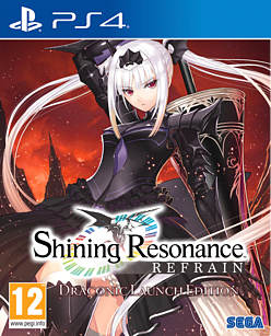 Shining Resonance Refrain: Draconic Launch EditionPlayStation 4