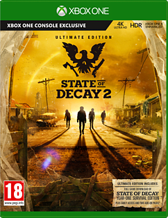 State of Decay 2: Ultimate Edition - With Only at GAME Pre-Order BonusXbox One
