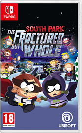 South Park: The Fractured But WholeSwitchCover Art