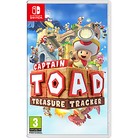 Captain Toad: Treasure TrackerSwitch