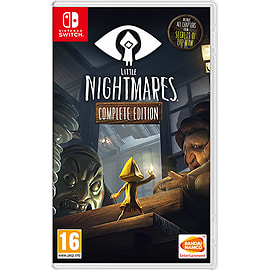 Little Nightmares Complete EditionSwitch