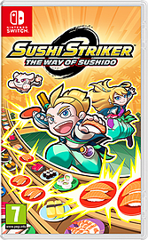 Sushi Striker: The Way Of SushidoSwitch