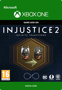 Injustice 2: Infinite TransformsXbox One
