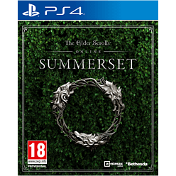 The Elder Scrolls Online: Summerset for PlayStation 4 - Preorder