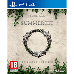 The Elder Scrolls Online: Summerset Collector's EditionPlayStation 4