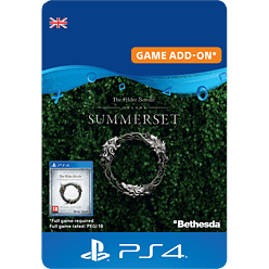Elder Scrolls Online: Summerset Digital Upgrade Edition