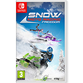 Snow Moto Racing FreedomSwitch