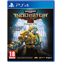 Warhammer 40K Inquisitor MartyrPlayStation 4