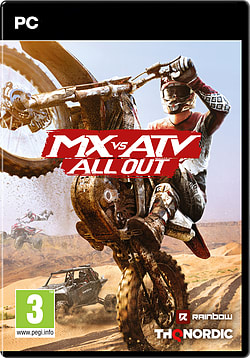 MX VS ATV ALL OUT Digital DownloadPC