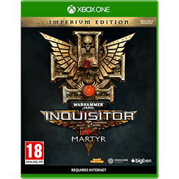 Warhammer 40K Inquisitor Martyr Imperium EditionXbox One